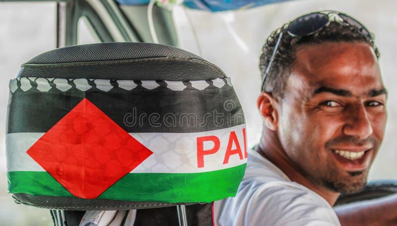 La gente variopinta della Palestina fotografia stock libera da diritti