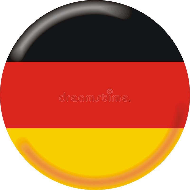 La Germania royalty illustrazione gratis