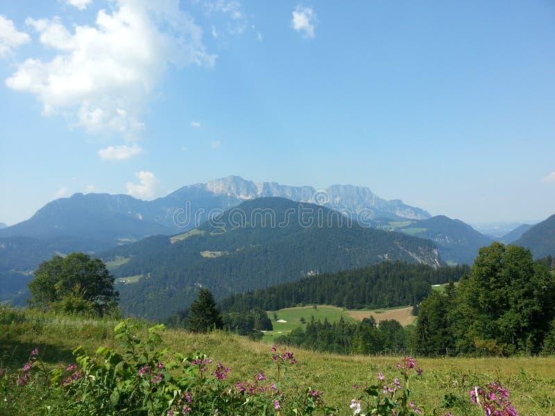 La Germania, Bad Reichenhall, Baviera fotografia stock libera da diritti