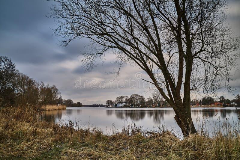 La Germania - Berlin&Brandenburg - Havel immagini stock libere da diritti
