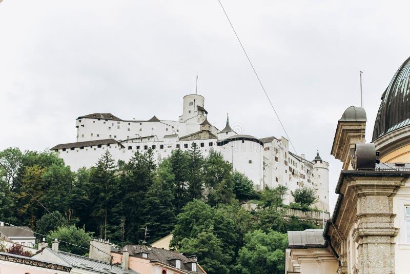 La Germania, Monaco di Baviera - 3 settembre 2013 Il castello in Baviera di Monaco di Baviera immagine stock