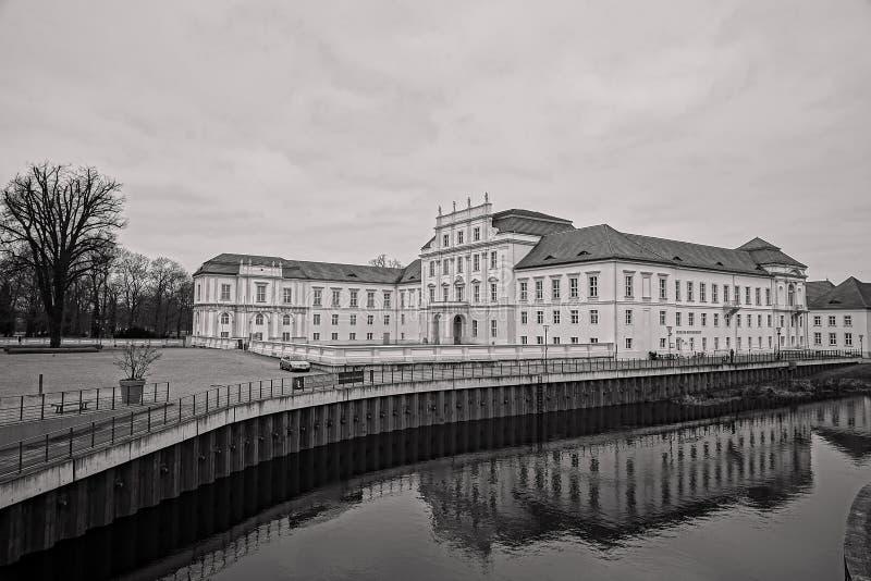 La Germania - Oranienburg - Havel immagine stock libera da diritti