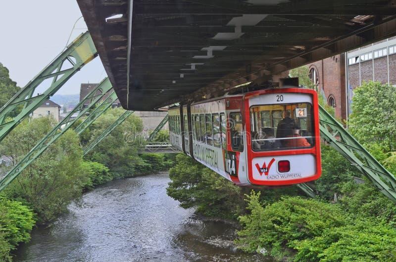 La Germania, Wuppertal fotografia stock