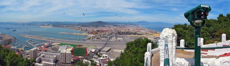 La Gibilterra immagini stock