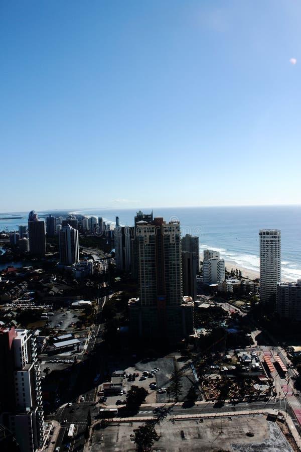La Gold Coast fotografie stock