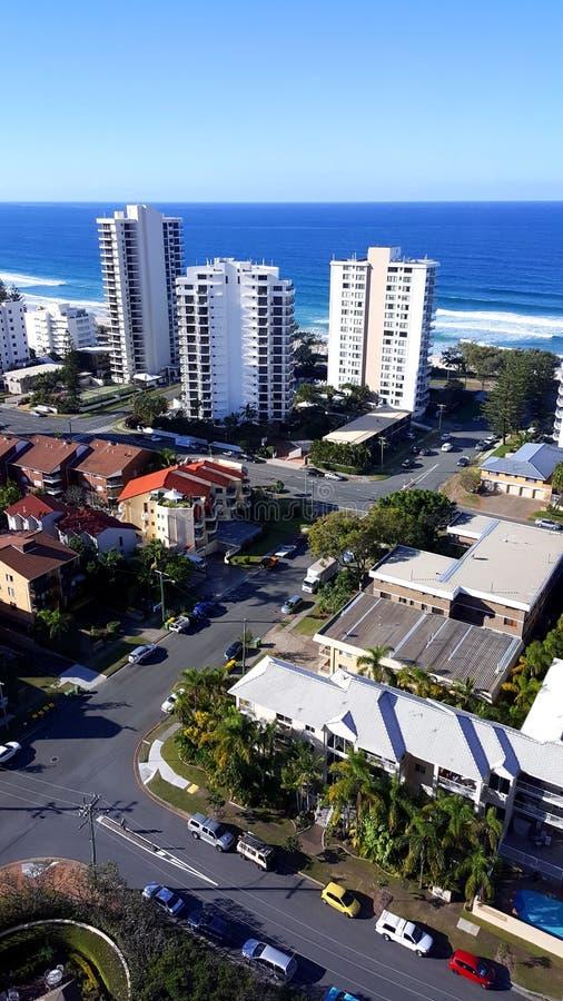 La Gold Coast immagini stock libere da diritti