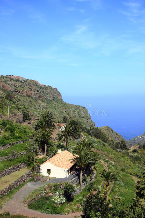 La Gomera, stock photography