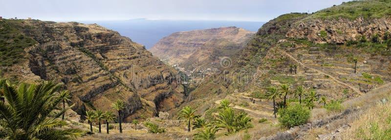 La Gomera, Canary Islands, Spain. royalty free stock images