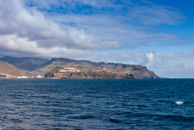 La Gomera Island. La Gomera, Canary Islands, Spain stock images