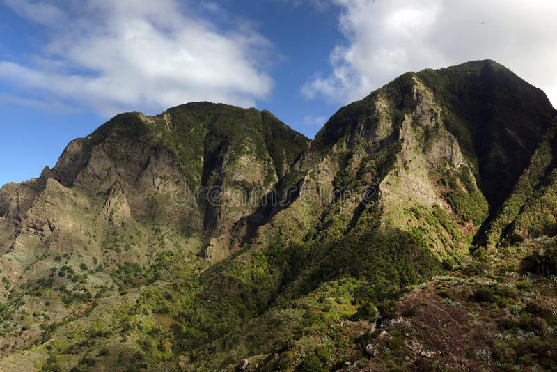 La Gomera, Spain, Europe royalty free stock images