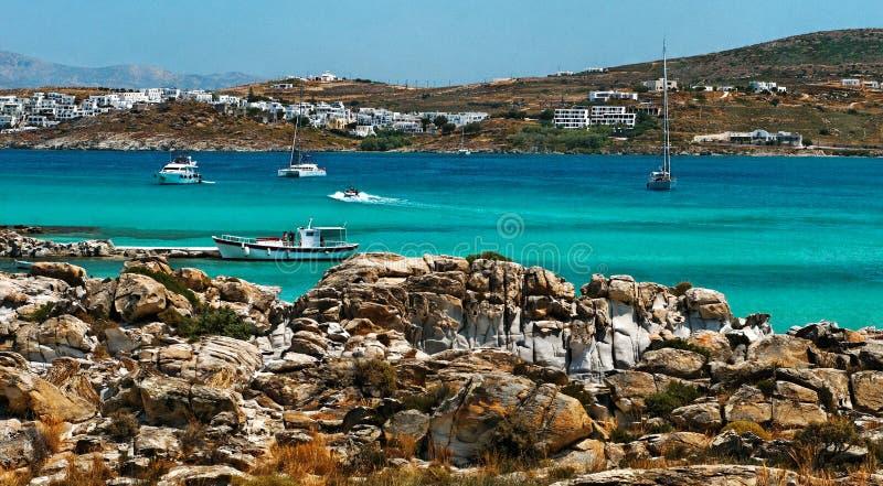 La Grèce, Paros
