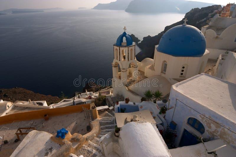 La Grèce, Santorini photo stock