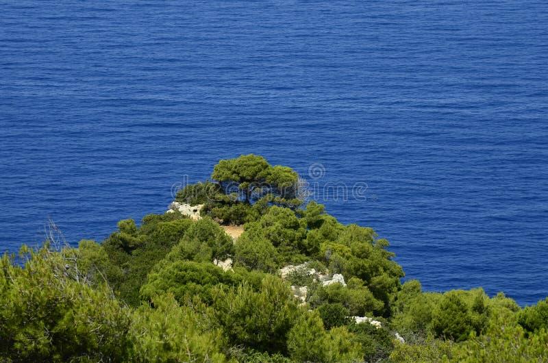 La Grèce, Zakynthos photo stock