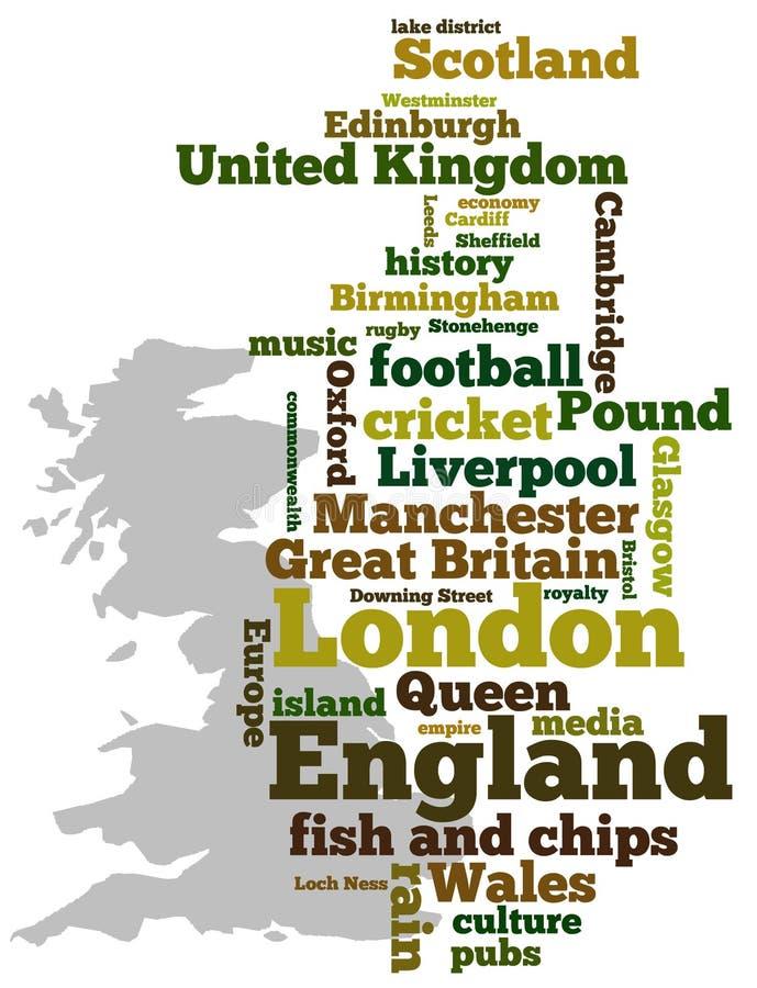 La Gran Bretagna royalty illustrazione gratis
