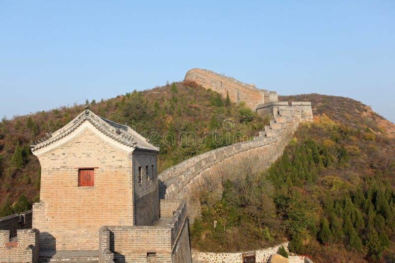 La Gran Muralla imagenes de archivo