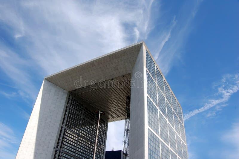 La Grande Arche lizenzfreie stockfotografie