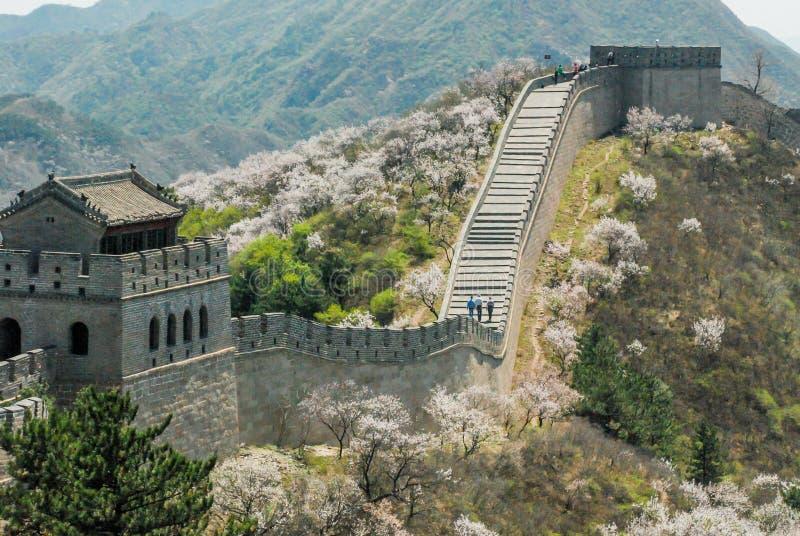 La Grande Muraille images libres de droits