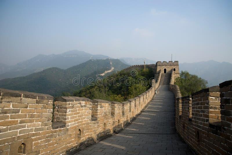 La Grande Muraille de la Chine image libre de droits