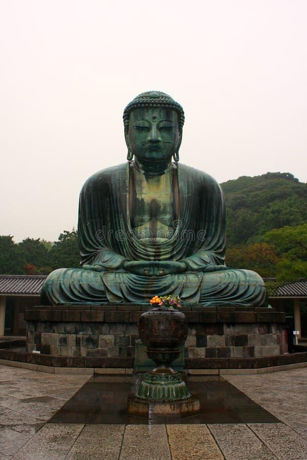 La grande statua del Buddha fotografia stock libera da diritti