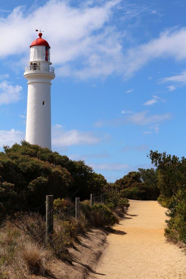 La grande strada dell'oceano - Australia immagini stock