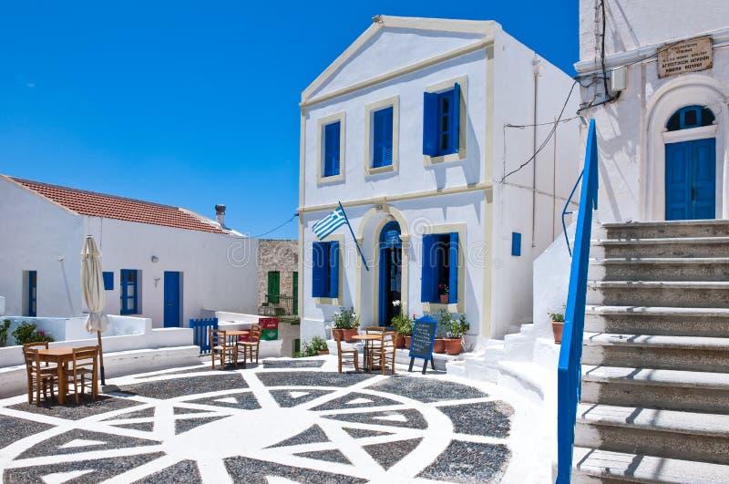 La Grecia fotografie stock libere da diritti