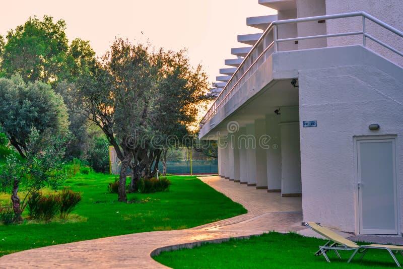 La Grecia, Rhodes fotografia stock libera da diritti