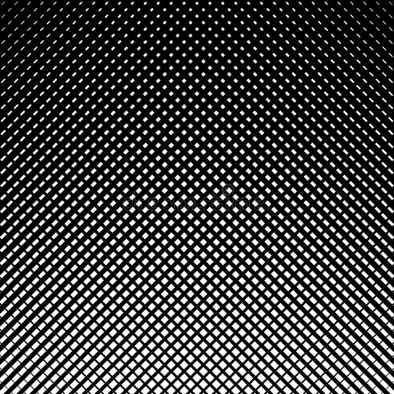 La griglia, maglia, allinea il fondo Struttura geometrica, modello con l'ha illustrazione di stock