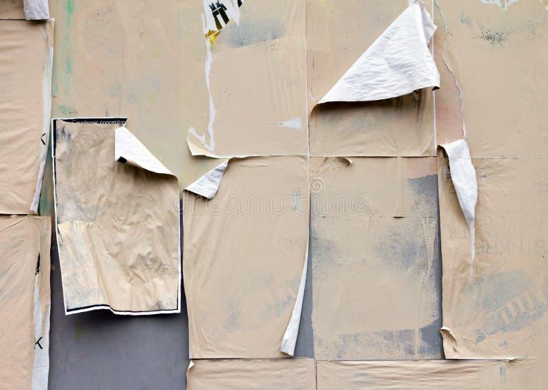 La grunge a couvert la texture de mur photographie stock