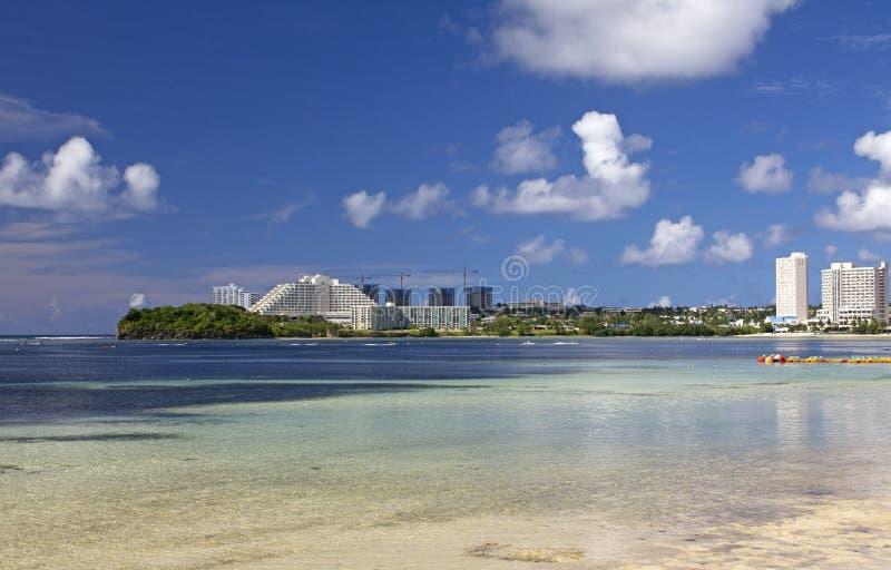 La Guam Etats-Unis photo libre de droits
