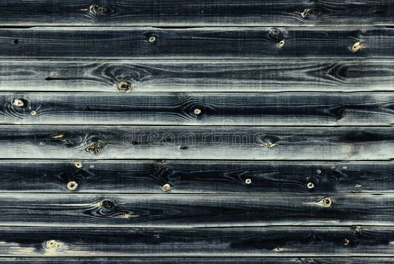 La guarnición de madera sube a la pared textura de madera del virid azul marino o esmeralda los paneles viejos del fondo, modelo  imagenes de archivo