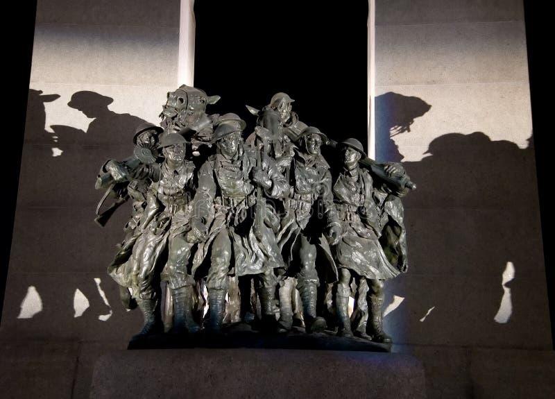 La guerre grande image libre de droits