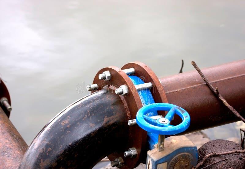 La guida principale di acqua fotografia stock libera da diritti