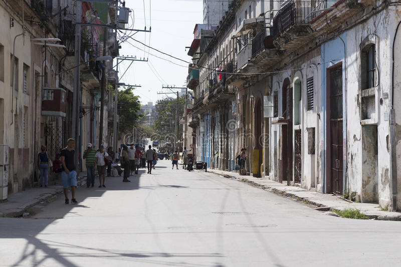 La Habana lizenzfreies stockbild