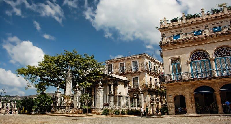 La Habana, Cuba stock afbeelding