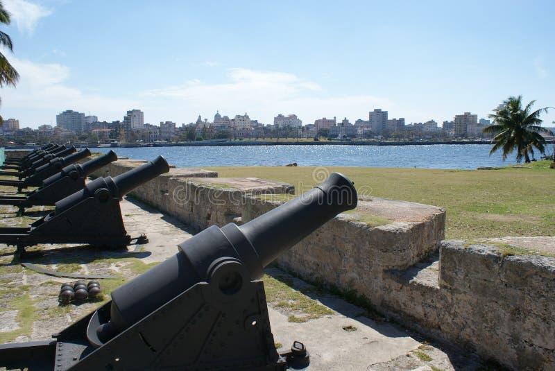La Habana Cuba stock foto