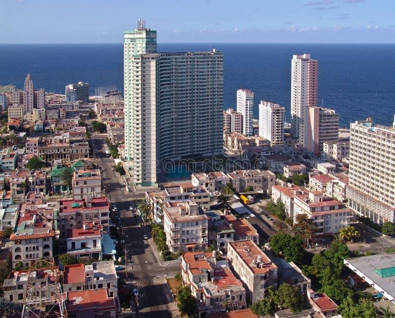 La Habana moderna foto de archivo