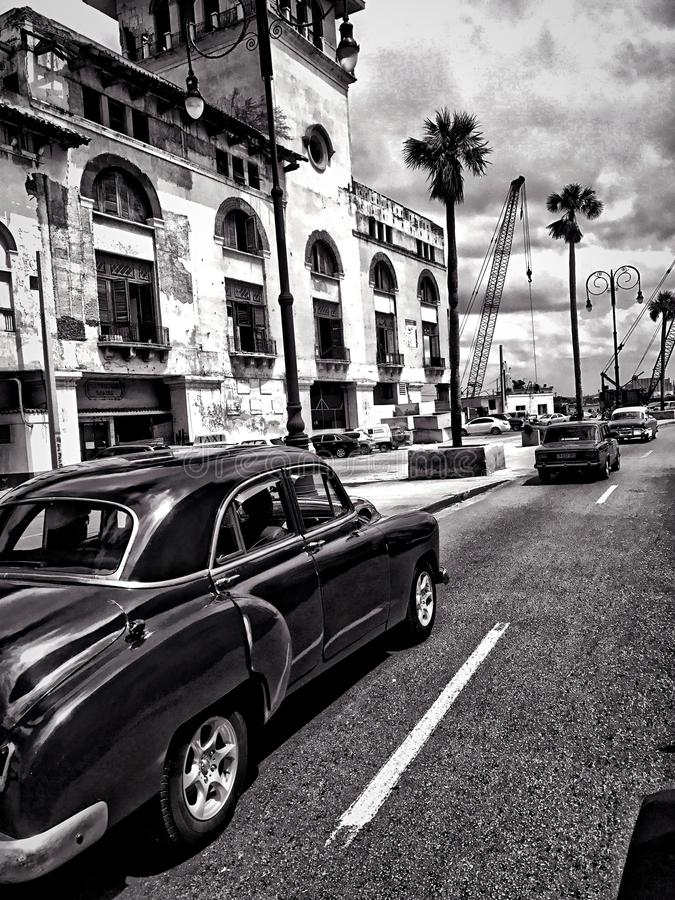 La Habana vieja imagen de archivo