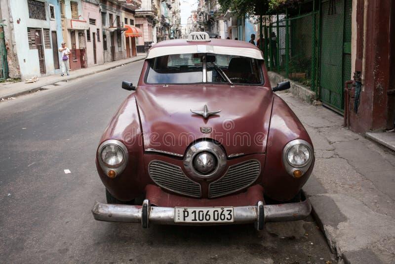 La Havana, Kuba stockfotos