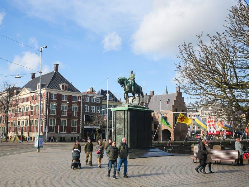 La Haye, Hollandes photo libre de droits