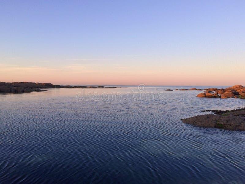 La het Kanaal van La mer DE royalty-vrije stock foto's