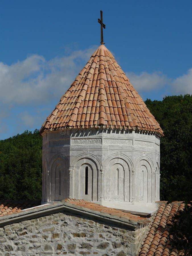 La iglesia armenia fotografía de archivo libre de regalías