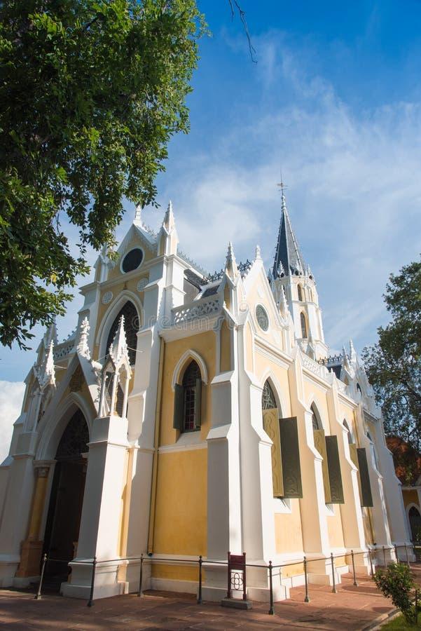La iglesia de Cristo fotos de archivo libres de regalías
