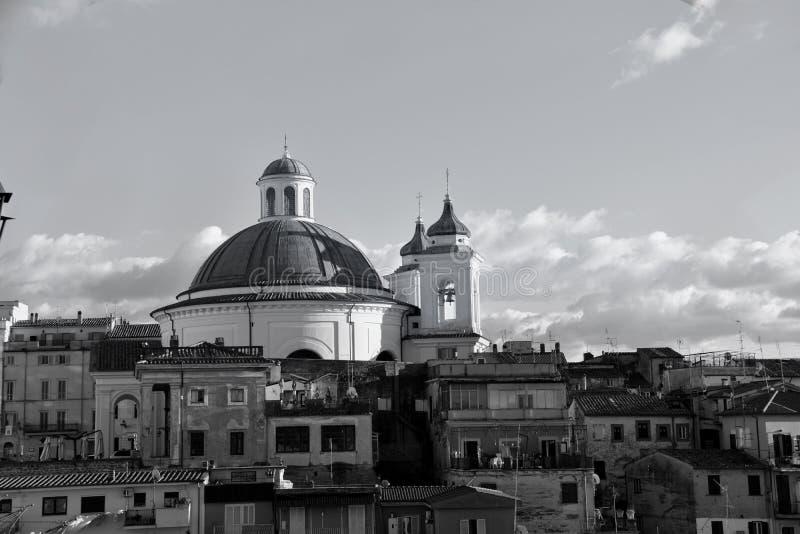 La iglesia de Santa Maria Assunta fotografía de archivo