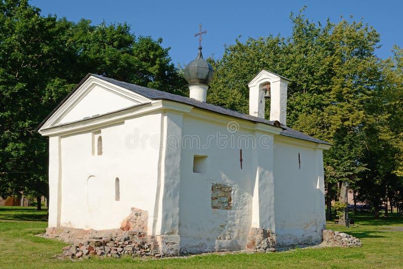 La iglesia de St Andrew Stratelates imagen de archivo libre de regalías