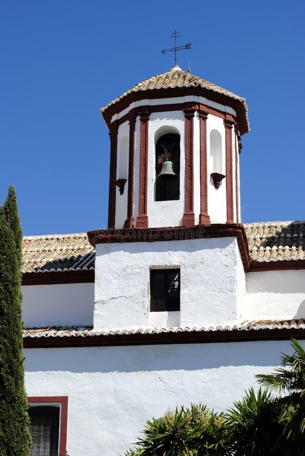 La iglesia de St Cecilia fotografía de archivo libre de regalías