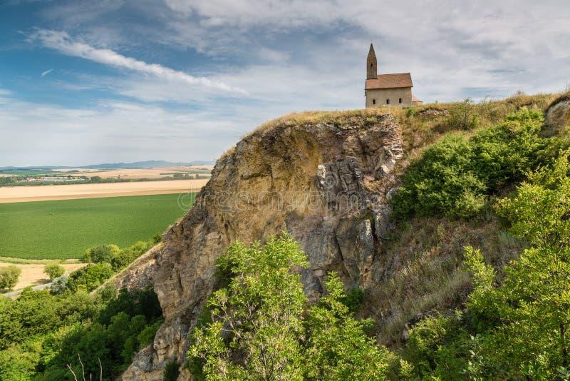 La iglesia de St Michael Archangel fotos de archivo