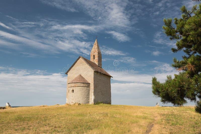 La iglesia de St Michael Archangel imagen de archivo libre de regalías