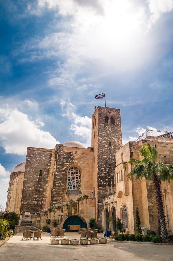 La iglesia escocesa del St Andrew imagen de archivo libre de regalías
