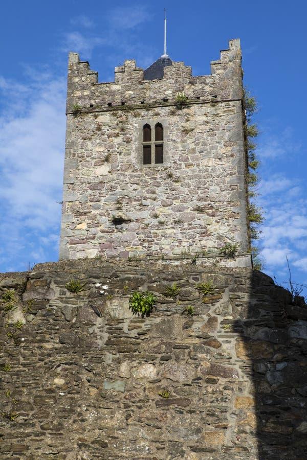 La iglesia francesa en Waterford imagen de archivo libre de regalías