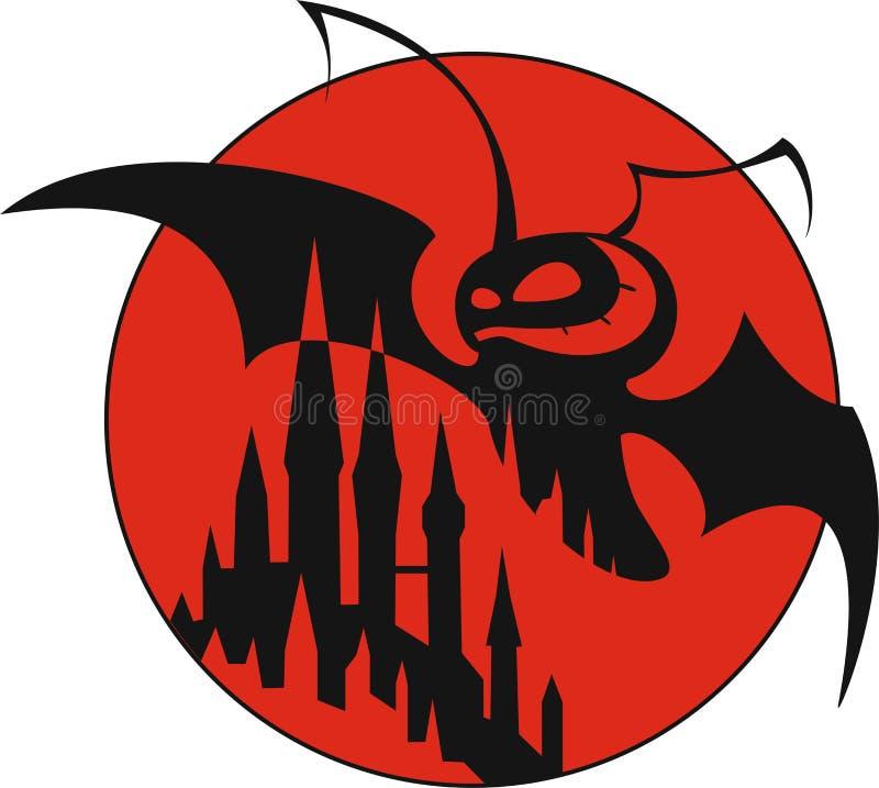 La imagen de Halloween, fotografía de archivo libre de regalías